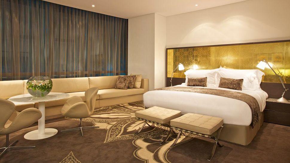 Jumeirah at Etihad Towers - Abu Dhabi, United Arab Emirates
