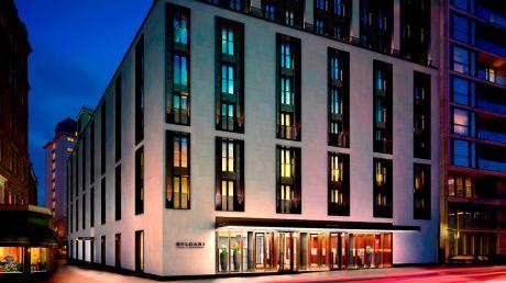 Bulgari Hotel, London - London, United Kingdom