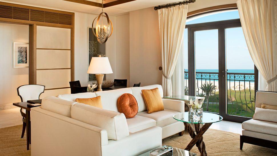 The St. Regis Saadiyat Island Resort, Abu Dhabi — Abu Dhabi, United Arab Emirates