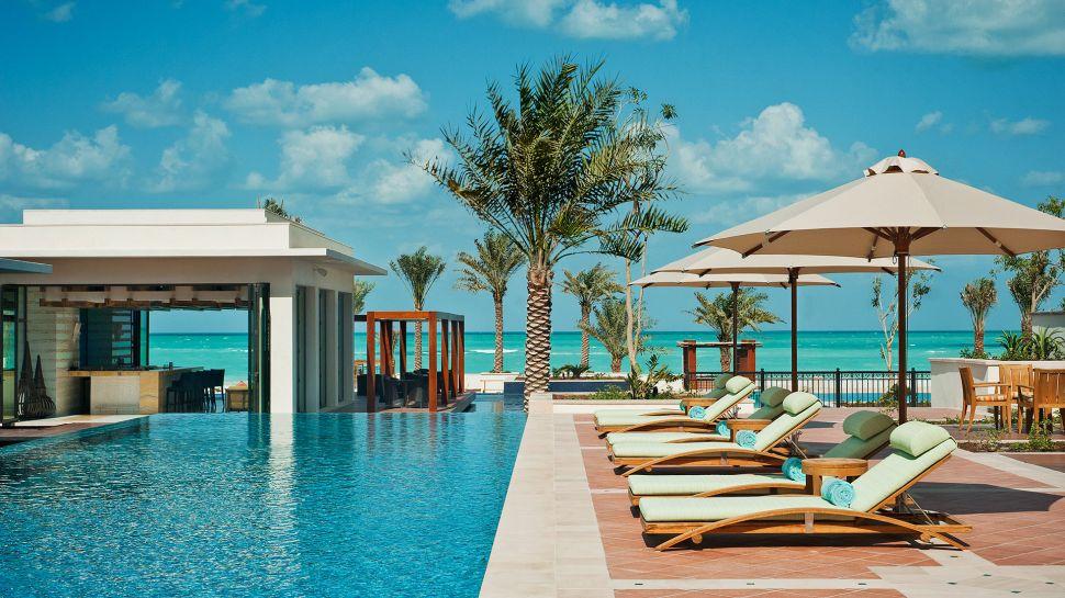 The St. Regis Saadiyat Island Resort, Abu Dhabi, Abu Dhabi, United Arab Emirates