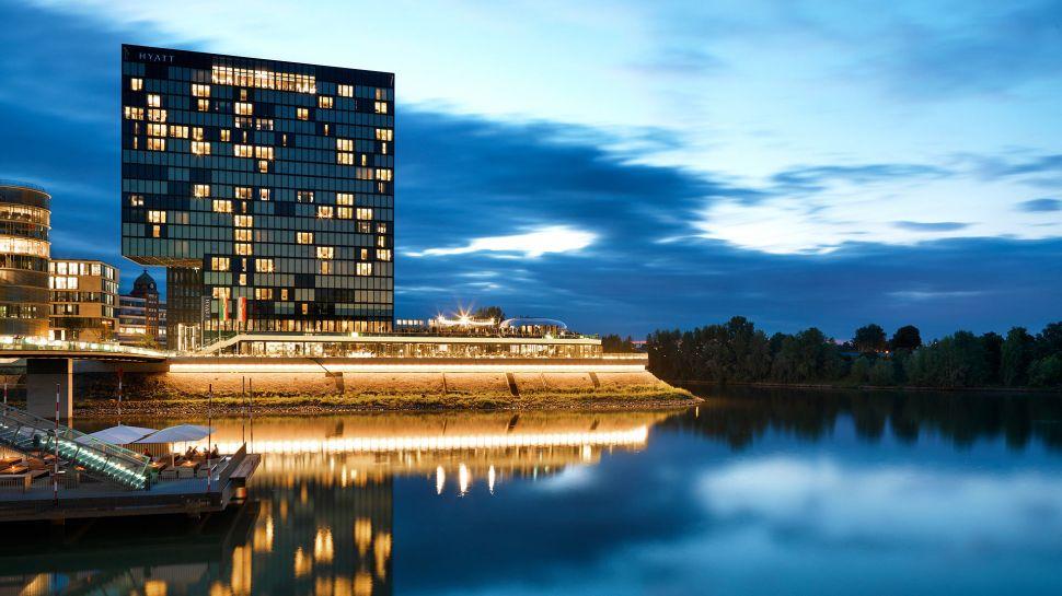 Hyatt Regency Dusseldorf - Düsseldorf, Germany