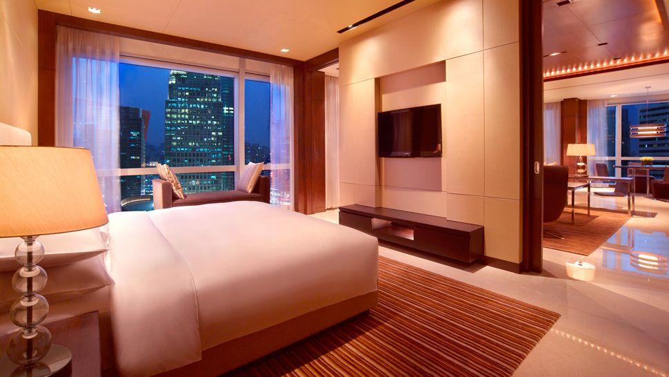 Grand Hyatt Shenzhen - Shenzhen, China