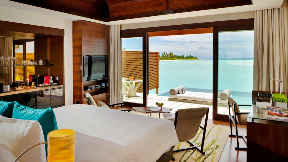 PER AQUUM Niyama — Embudhufushi & Olhuveli Islands, Maldives