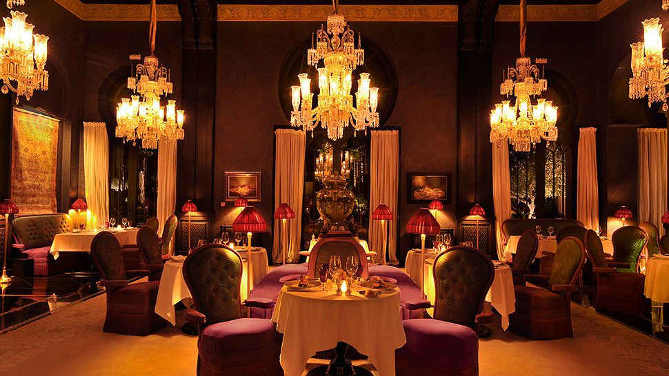 Vienna City Centre Dining and Lounges  The RitzCarlton