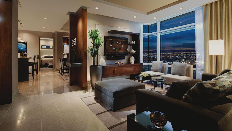 ARIA Sky Suites Las Vegas Nevada Simple 3 Bedroom Penthouses In Las Vegas Style