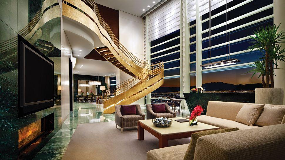 Super Aria Sky Suites Las Vegas Nevada Home Interior And Landscaping Mentranervesignezvosmurscom
