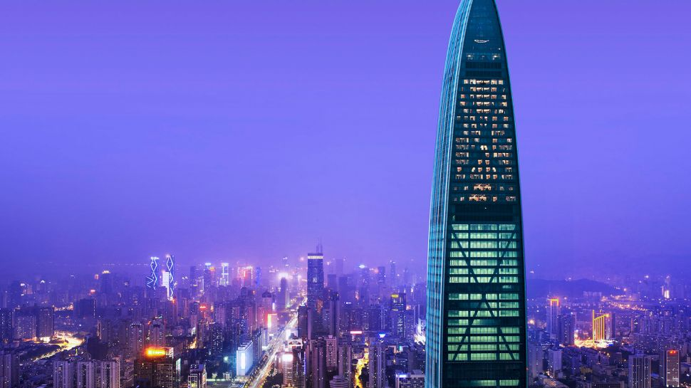 The St. Regis Shenzhen - Shenzhen, China
