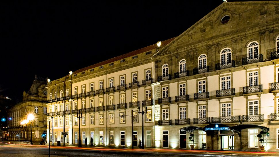 Intercontinental porto palacio das cardosas porto portugal - Hotel intercontinental porto ...
