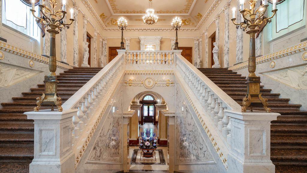 7 Hotel Mewah di Rusia Terbaik