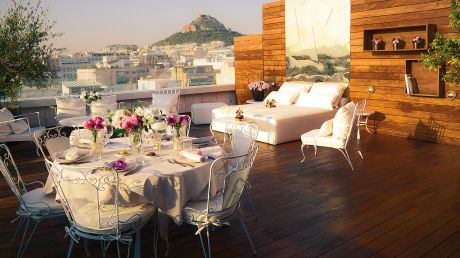 New Hotel - Athens, Greece