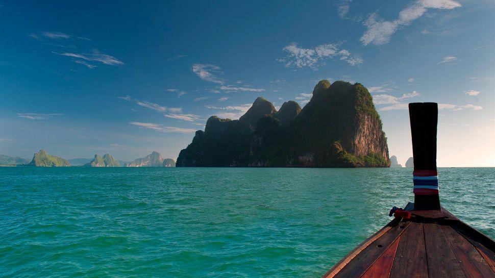 Naka island thailand