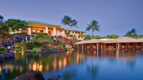 Grand Hyatt Kauai Resort and Spa — Poipu Beach, Estados Unidos