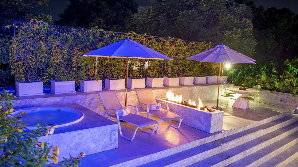 Anticavilla Hotel — Cuernavaca, Mexico
