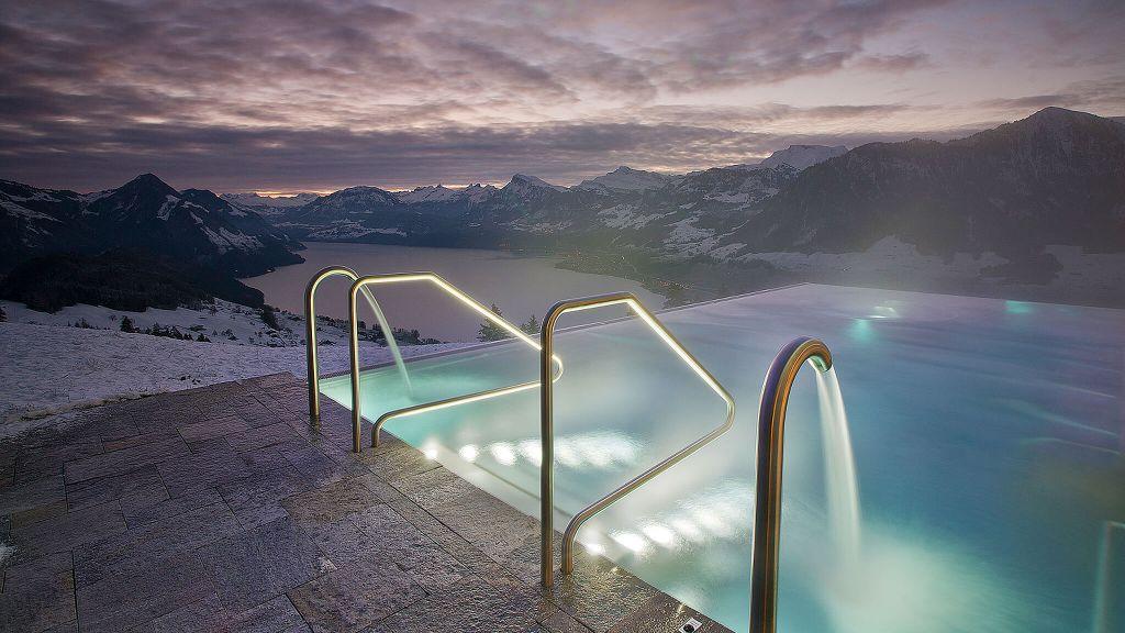 Hotel Villa Honegg Lake Lucerne Lucerne