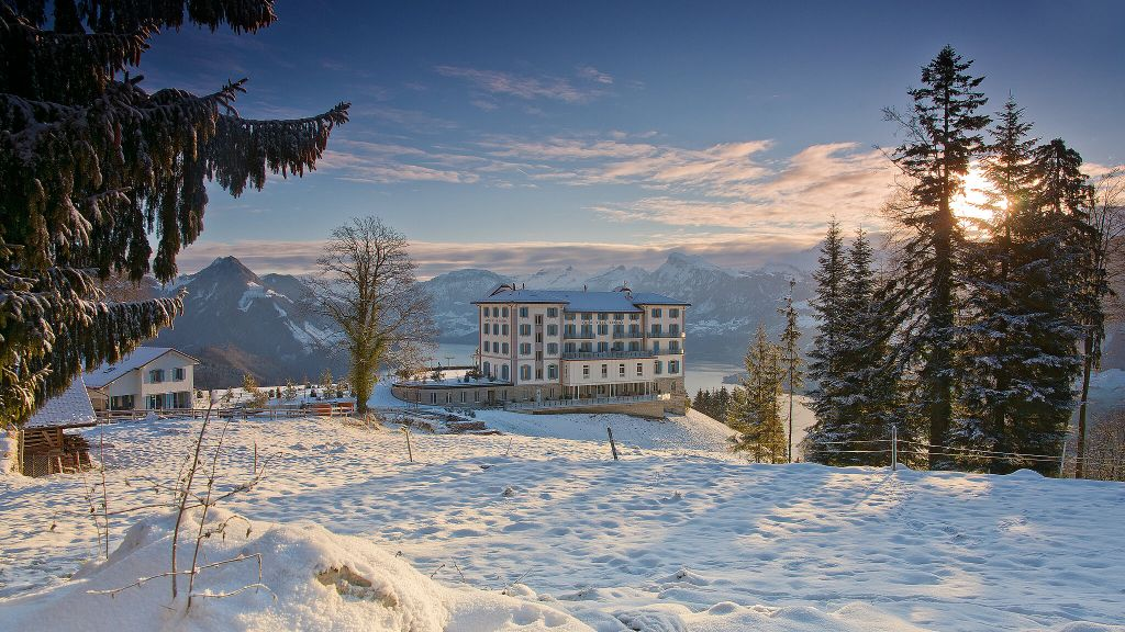 Hotel Villa Honegg — Honegg, Switzerland
