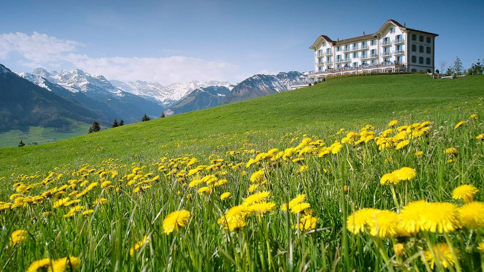 Hotel Villa Honegg - Honegg, Switzerland
