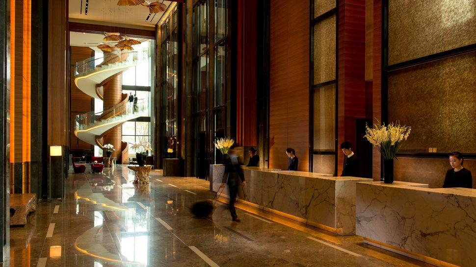 Conrad seoul seoul korea south for Design hotel in seoul