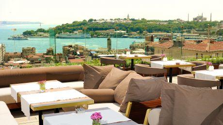 Georges Hotel - Istanbul, Turkey