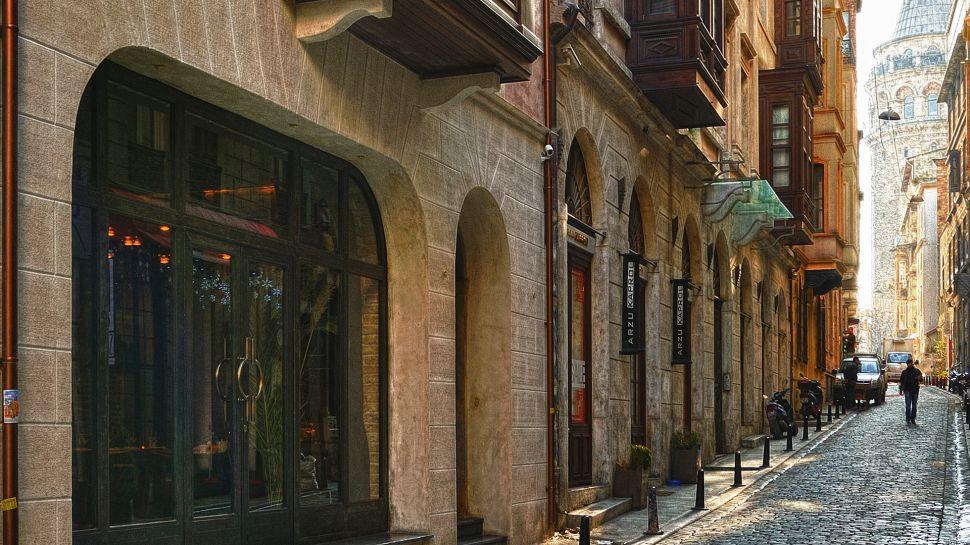 Georges Hotel — Istanbul, Turkey