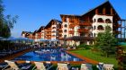 Hotel Grand Arena Bansko pool in summer