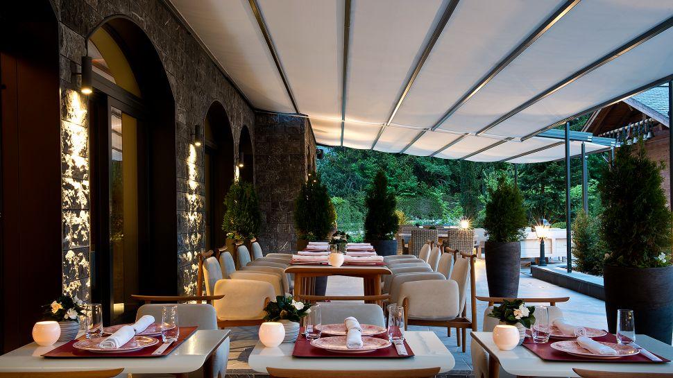 Alpina Gstaad Gstaad Bernese Oberland - Alpina hotel gstaad