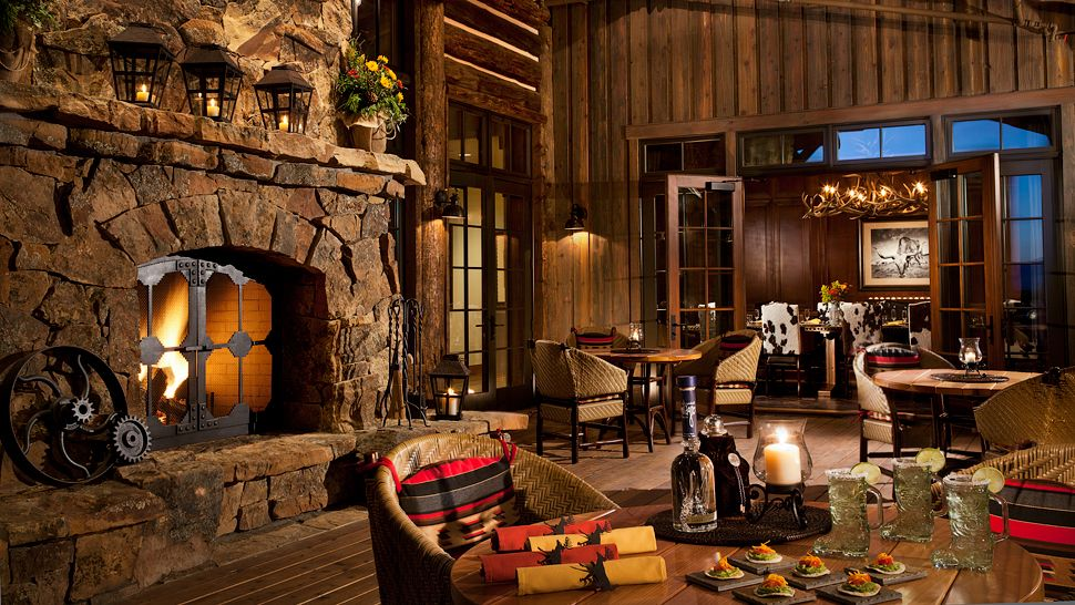 The Lodge Amp Spa At Brush Creek Ranch North Platte River