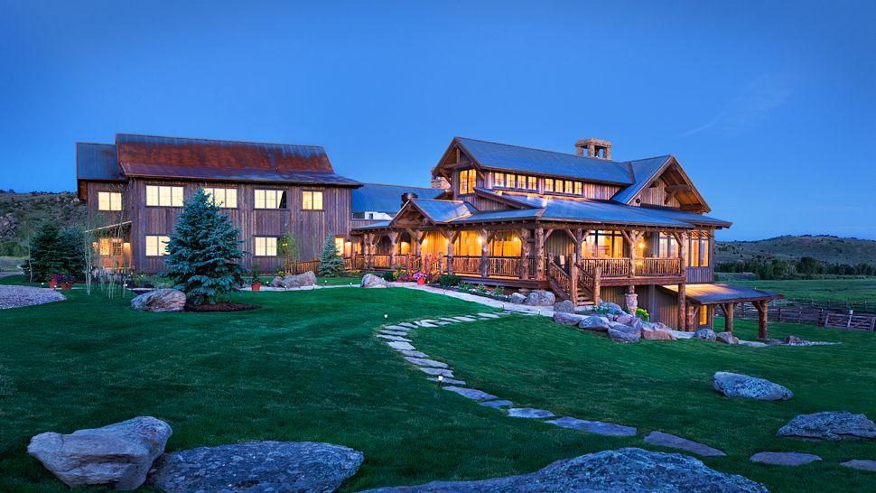 The Lodge & Spa at Brush Creek Ranch — Saratoga, United States