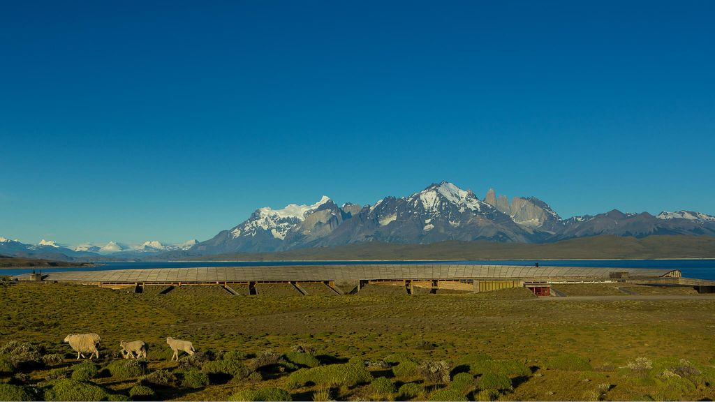 Tierra Patagonia Hotel & Spa - Torres del Paine, Chile
