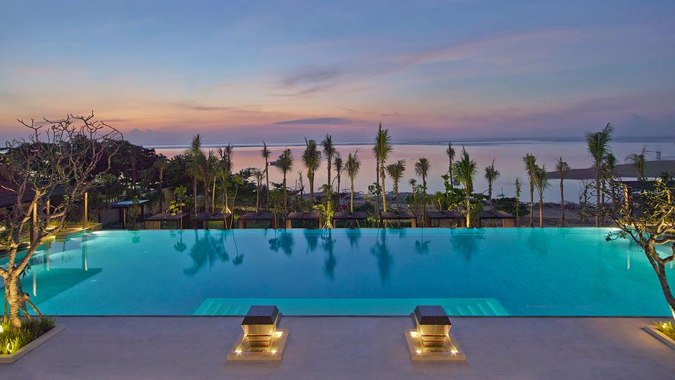 Fairmont Sanur Beach Bali Seminyak Bali