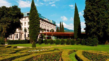 Lido Palace - Riva del Garda, Italy