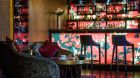 bar interior details
