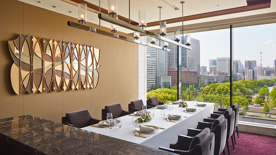 Explore fine dining & luxury stays at Palace Hotel Tokyo