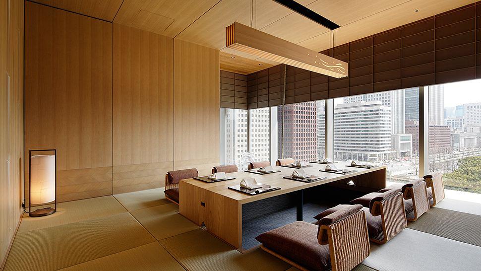 Palace hotel tokyo kanto japan for Design hotel tokyo