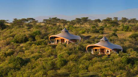 Mahali Mzuri - Masai Mara Reserve, Kenya