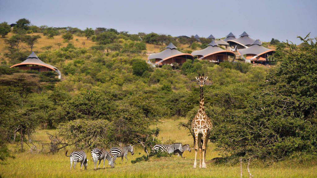 Mahali Mzuri, Masai Mara Reserve, Rift Valley