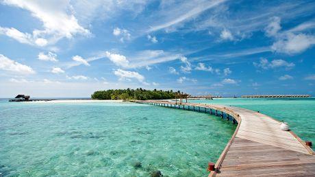 Constance Moofushi, Maldives — Moofushi Island, Maldivas