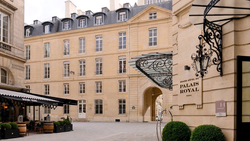 Grand Hotel du Palais Royal - Paris, France