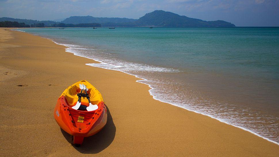 Natai Beach Resort & Spa, Phang-Nga — Natai Beach, Thailand