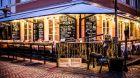 Vander  Urbani  Resort  Slovenia restaurant exterior view