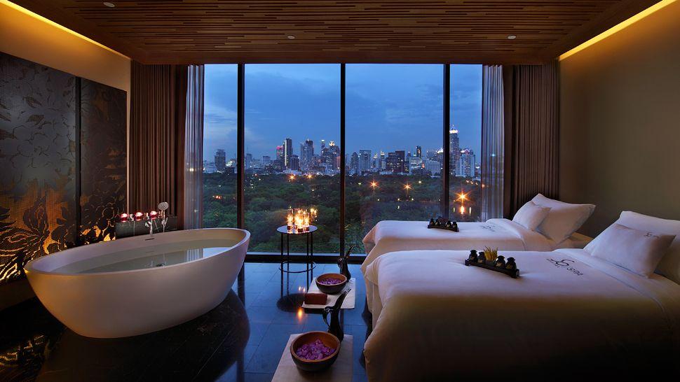 So sofitel bangkok bangkok thailand for Room spa bad