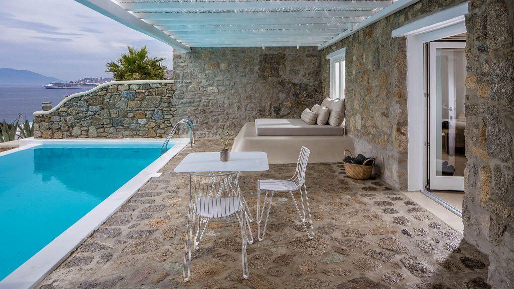 Bill & Coo - Mykonos, Greece