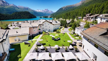 Giardino Mountain - St. Moritz, Switzerland