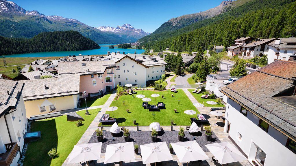 Giardino Mountain - St. Moritz, Switzerland
