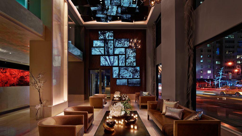 The quin nueva york estados unidos for Visa hotel luxury collection