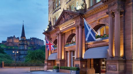Waldorf Astoria Edinburgh  - The Caledonian - Edinburgh, United Kingdom