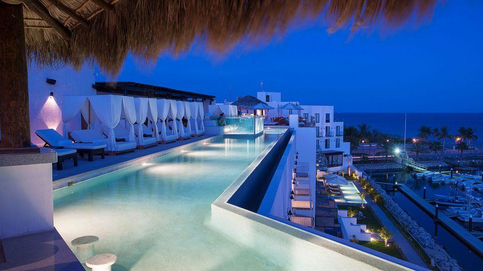 Hotel El Ganzo — Cabo San Lucas, Mexico
