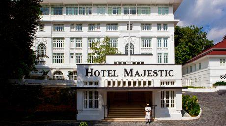 The Majestic Hotel Kuala Lumpur - Kuala Lumpur, Malaysia