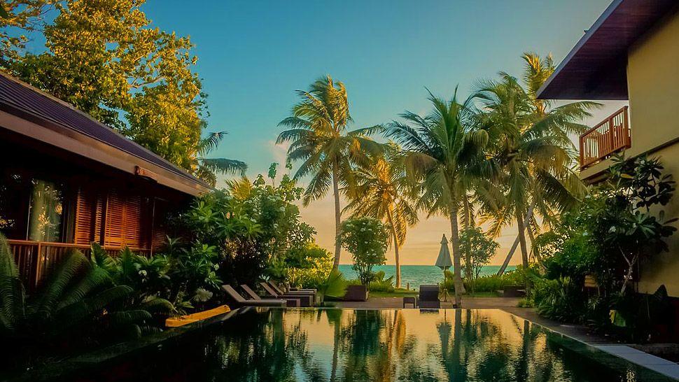 Dhevatara Beach Hotel - Anse Kerlan, Seychelles