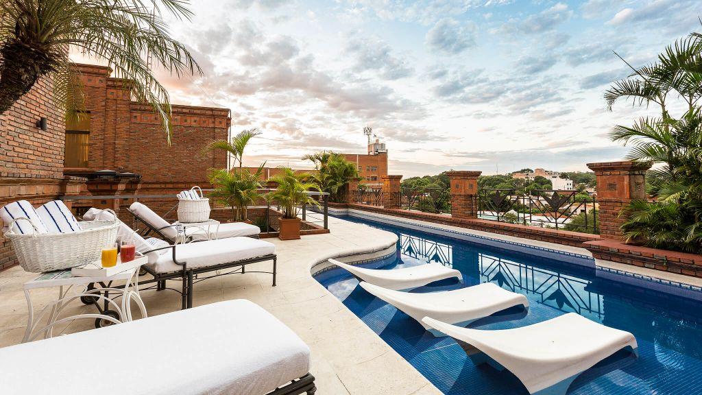 La mision hotel boutique asunci n gran asunci n for Visa hotel luxury collection