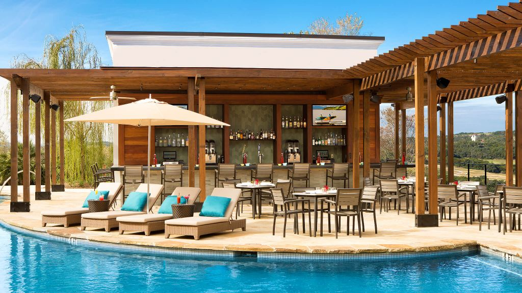 La cantera resort spa texas united states for Spas and resorts in texas